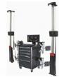 Новый стенд регулировки углов установки колёс (РУУК), рекомендованный  Daimler AG