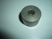 арт.010627 Стальной ролик подачи проволоки диаметр 0.6/0.8 мм