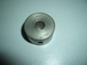 арт.010629 Стальной ролик подачи алюминиевой проволоки диаметр 0.8/1 мм  Для аппаратов Decamig 5000 серии.