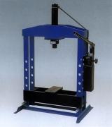 ОМА 650BПресс гидравлический настольный. Усилие 10 тонн. Настольный (Werther PR10B PM).