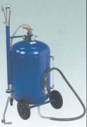 OMA 830 (Werther WLA 1830) Установка для сбора отработанного масла через щуп,25 л.