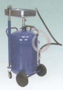 OMA 833 (Werther WL1833) Установка для сбора отработанного масла с щупом и воронкой, 80 л.
