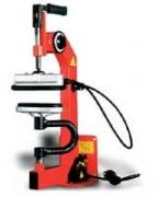 Мини - Односторонний нагрев, конструкцией предусмортено ремонт боковых порезов шин.