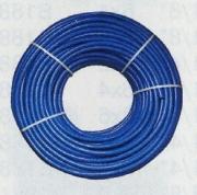 Шланг 100% полиуретан, армированый нитью Trevira, 8x12, 20 бар.
