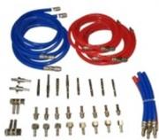 Опция для LUC 304/306/308 для очистки форсунок без съема с автомобиля