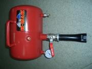 Бустер, ресивер 24 литров