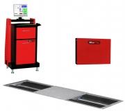 Комплект оборудования с тормозным стендом (нагрузка на ось до 13 тонн)