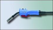 арт.010309 Горелка EP 15/3M pot1 с регулировкой скорости подачи проволоки на рукоятке горелки.