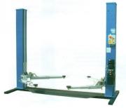 OMA 512C электрогидравлический, ассиметричный 3.6 тонн, напольная рама (Werther 320I/36)