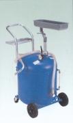 ОМА 803 (Werther WL1803) Установка для сбора отработанного масла через воронку 80 литров.