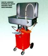 OMA 971 (Werther WL1971) Установка для мойки деталей