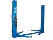 П2-07 электрогидравлический, г.п. 4,5 тонны, 2 цилиндра,высота подъема 115-1850 мм