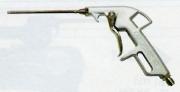Продувочный пистолет с воздуховодом 150мм.