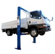ПГА-5000/1 электрогидравлический, 5 тонн, 2 цилиндра, чистый пол.