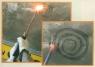 арт.010769 Набор графитовых электродов (5 шт.) для выравнивания листа металла