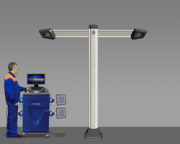 Двухкамерный 3D V 7212 T 5 A Серия Aluminum
