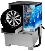 WULKAN 300HP Автоматическая установка для мойки колес